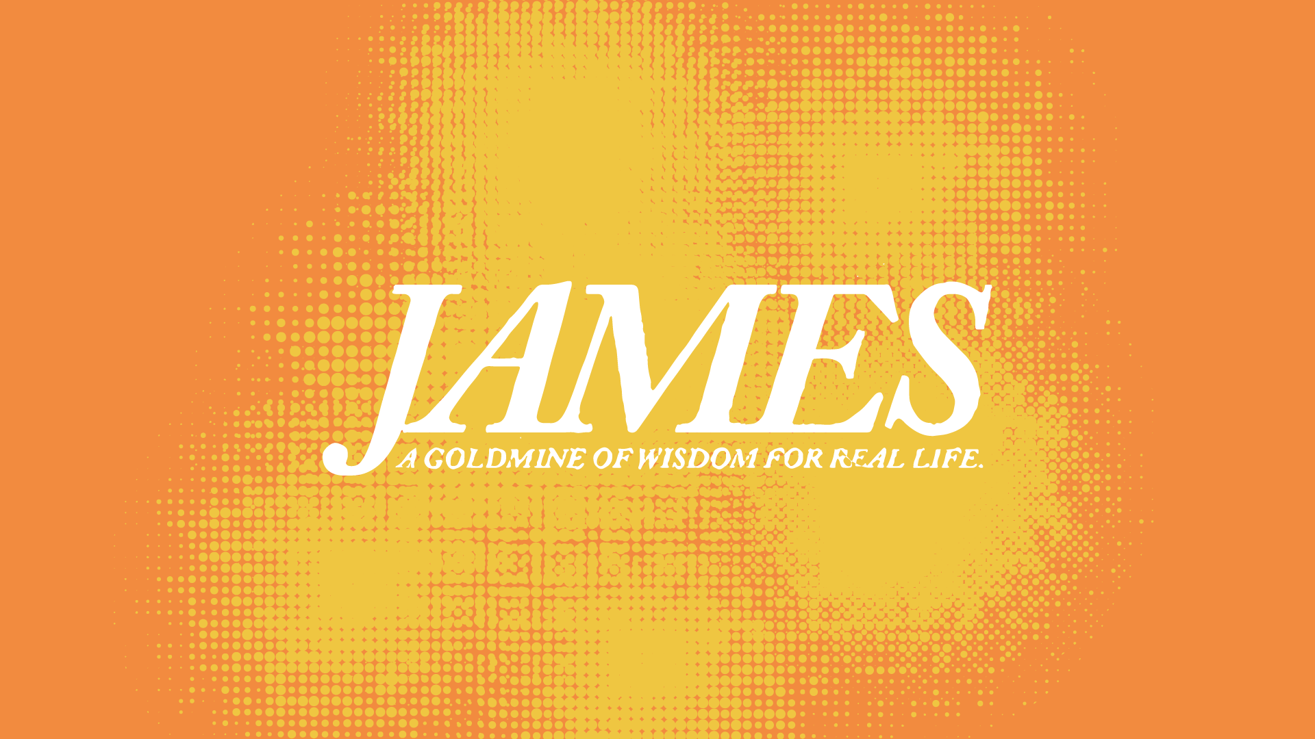 Do you agree with James?